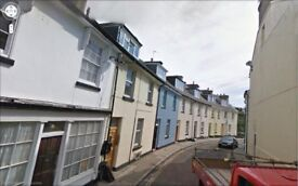 2 Bedroom First Floor Flat. Central Torquay. DG. Gas CH. Free WiFi (Ref MS2)
