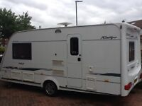 2005 Compass Rallye 482, 2 berth, comes with caravan mover fitted and lots more!