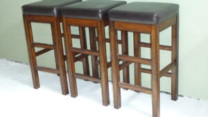 Bar stools excellent condition