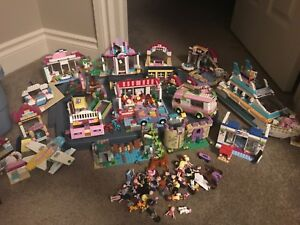 Lego Friends - Huge Lot of 17 sets!
