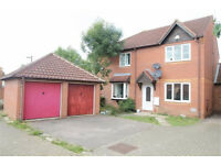 SHENLEY BROOK END**4 DOUBLE BEDROOMS**GARAGE*£1250 P/MONTH