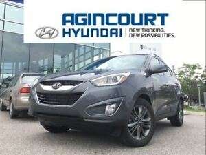 2015 Hyundai Tucson GLS AWD/LEATHER/PANO ROOF/OFF LEASE/ONLY 389