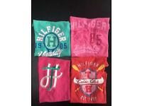 4 Tommy Hilfiger Childrens T-Shirts
