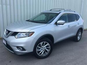 2014 Nissan Rogue SL AWD Leather/Nav/Sunroof