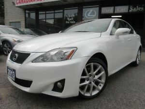 2013 Lexus IS 250 AWD-LEATHER-SUNROOF-BLUETOOTH-HEATED