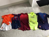 *****Boys Football Strips*****SOLD