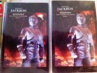 Michael Jackson History Album. Double Cassette