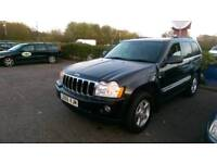 Jeep Grand Cherokee Limited 3.0CRD 220 bhp