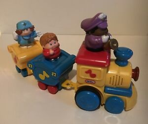 Petit train musical Little Tikes