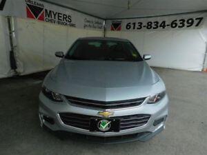 2017 Chevrolet Malibu LT CARPLAY ALLOY WHEELS REAR CAMERA!!!