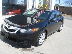 2009 Acura TSX SUNROOF ALLOYS