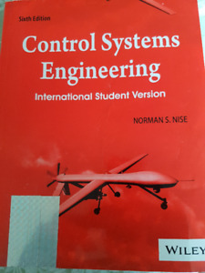 Control Systems Engineering, 6th Edition