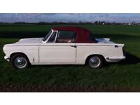 Triumph Herald 13/60 Convertible for sale