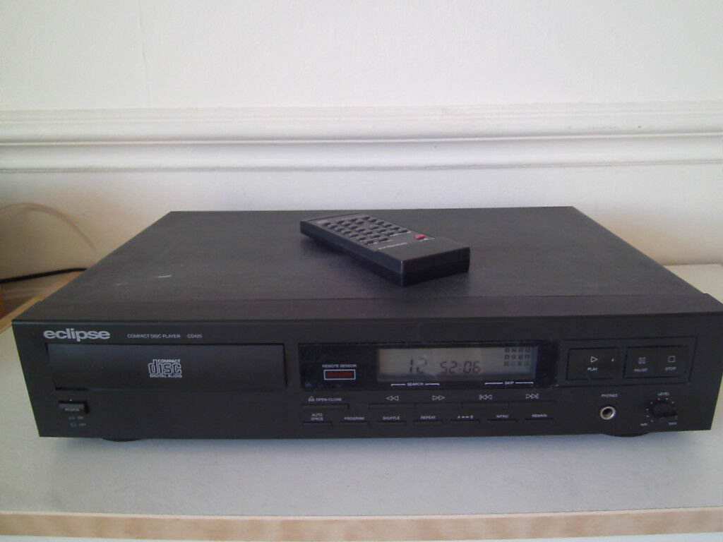 Eclipse CD420 CD player