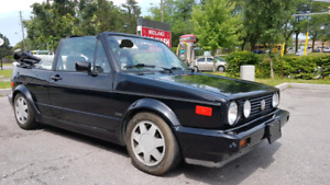 1992 VW Cabriolet GREAT DEAL **Try your TRADE **