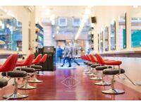 Salon Junior, Assistant for a busy Soho, London Salon