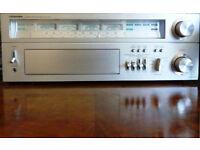TOSHIBA SA 7100 1970s MONSTER RECEIVER