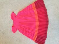 Ted baker girls party dress 4-5