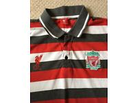 Liverpool football top size xxl