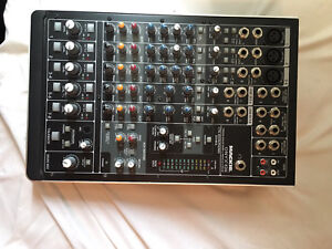 Mackie Onyx 820i Mixer/8 Channel Interface