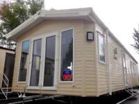 Static Caravan Clacton-on-Sea Essex 2 Bedrooms 6 Berth Willerby Sheraton 2017