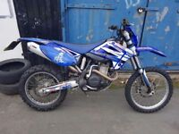 sherco 450 roads legal £1700(no emails pls)