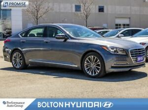 2015 Hyundai Genesis 3.8 Luxury|Leather|NAVI|Panoroof|Camera|Off