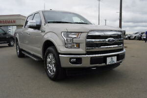 2017 Ford F-150 Lariat- Nav/Moonroof/Leather/Heated Seats-$49987