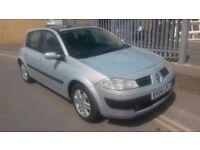 2004 Megane 1.6 Cheap Car !!! £799