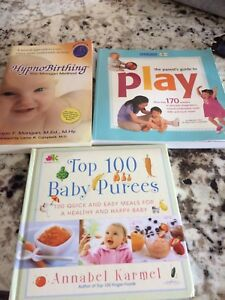 Labour and baby books