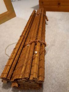 Bamboo Mini Blind