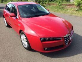 Alfa 159 Estate- 1.9 Diesel- 12 Months MOT- Full Alfa History- 80K Miles- 2x Keys- Full Leather!