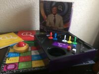 BBC QI Board game - Superb Condition (like new!)