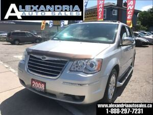 2008 Chrysler Town & Country LIMITED swivel n go