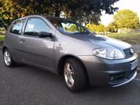 LOW MILES 70K Fiat Punto 1.2 Active sport Hpi clear, Cheap petrol,Tax