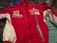 Size XL Original Ferrari coat