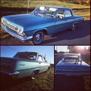 1962 Chevy Biscayne Classic Car