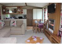 one week caravan stay in Minehead 26th aug