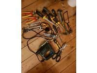 mix hand tools