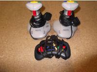 snes quickshot controllers
