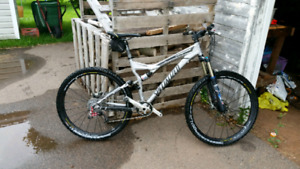 2006 specialized stumpjumper FSR pro
