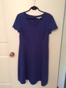 Structured Dress, Worn Once, Perfect Condition, Size 12