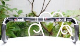 Cinelli Neo Full Carbon New Ergo Drop Handlebars 42cm Only 201gram!! RRP£340!!
