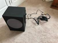 Creative inspire A500, gaming and movie speaker system