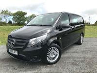 Mercedes-Benz Vito 1.6CDI - Extra Long CREW VAN 111CDI NO VAT