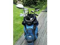 Ladies Taylor Made Burner golf clubs