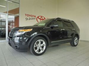 2012 Ford Explorer * AWD * LIMITED * CUIR * GPS * 7 PASSAGERS *