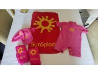 Girls Sunsplash Set
