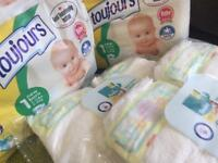 New born nappies