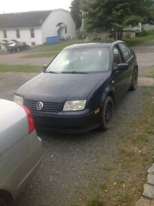 2000 Voltswagon Jetta TDI 600obo or trade on other car